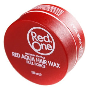 Red One Red Wax