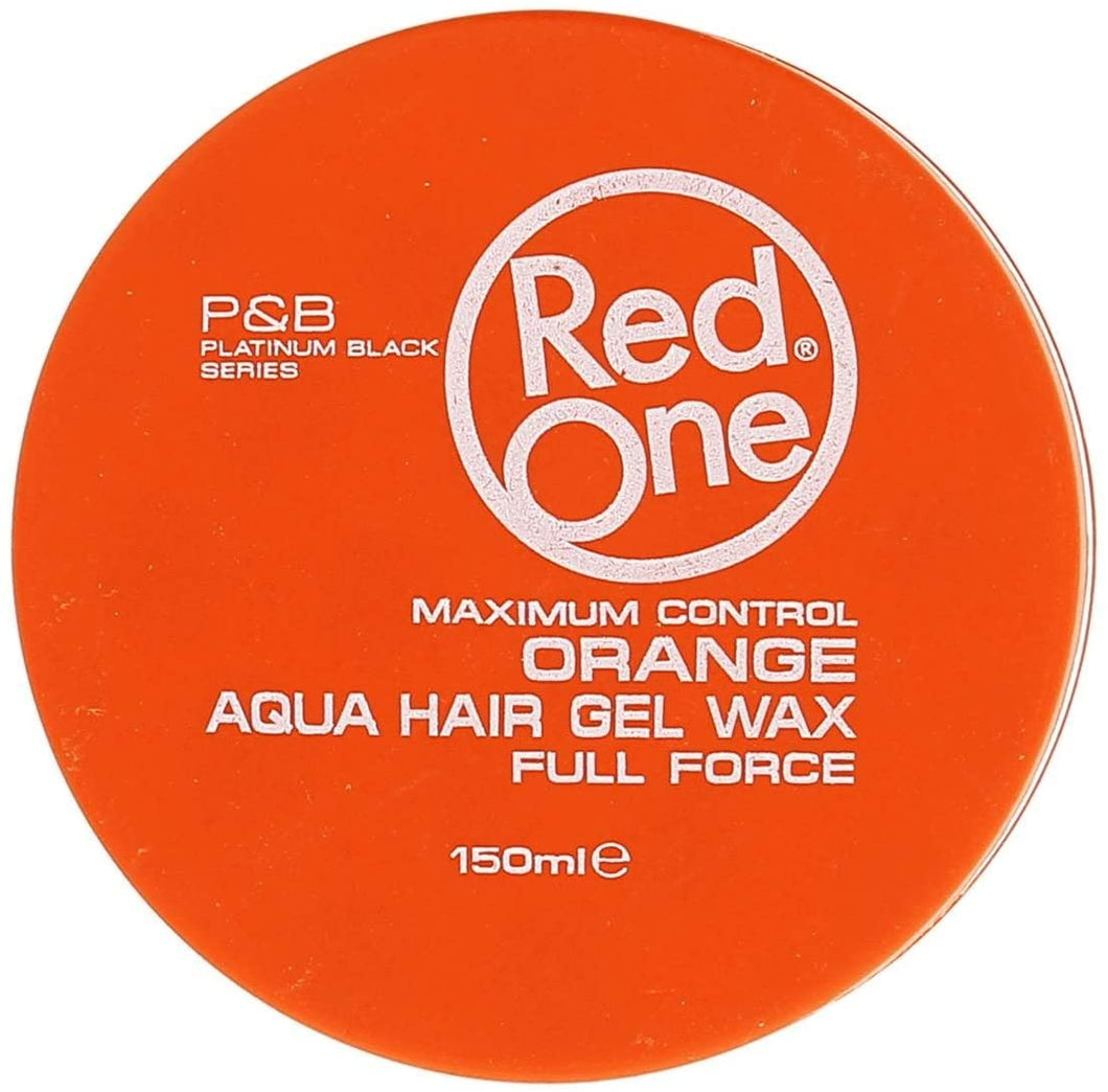 Red One Orange Gel Wax