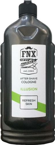 FNX BARBER AFTER SHAVE COLOGNE ILLUSION 700ML