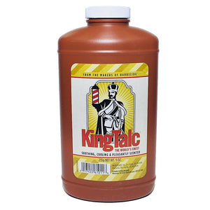 King Research Barbicide King Talc Powder 9 oz