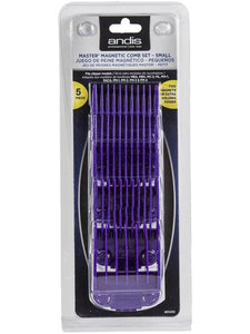Andis Master Magnetic Comb Set Large