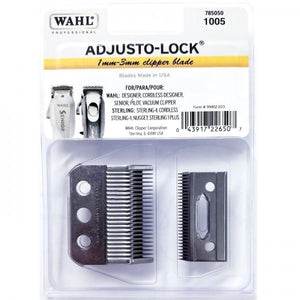 Wahl Clipper Blade (3 Holes) FOR SENIOR, DESIGNER, STERLING 4, STERLING 1 PLUS #1005