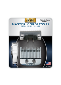 Andis Cordless Master Li Replacement Blade #74040