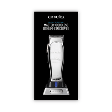 Load image into Gallery viewer, Andis Cordless Master Clipper