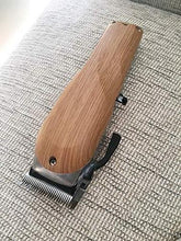 Load image into Gallery viewer, 3D Barber Cordless Wahl Senior Replacement Clipper #8504 (Wood color plastic material)