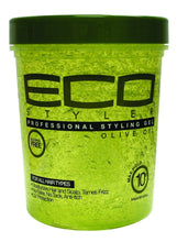 Load image into Gallery viewer, Eco Styler Styling Gel 32 OZ. Olive Oil And Krystal