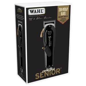 WAHL 5 STAR CORDLESS SENIOR CLIPPER (DUAL VOLTAGE) #8504-400
