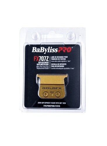 BabylissPro Gold Blade for 787G Skeleton Trimmer FX707Z