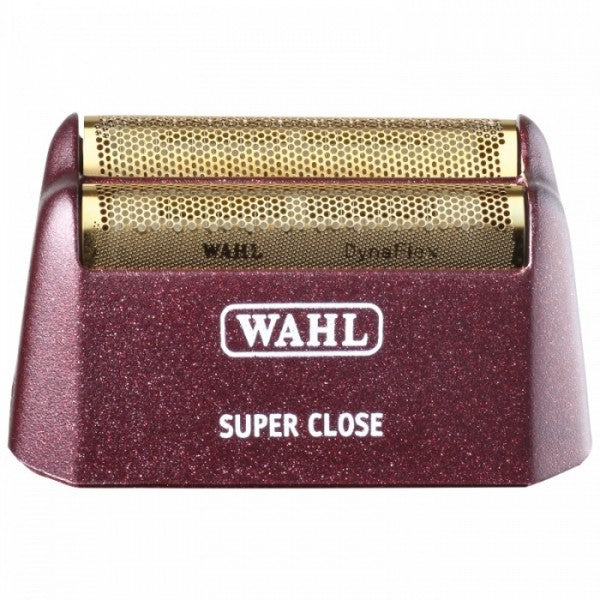 WAHL 5 STAR SHAVER SUPER CLOSE REPLACEMENT FOIL - GOLD #7031-200