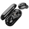Image of Wireless Earbuds with Wireless Charging Case IPX5 Waterproof - Black