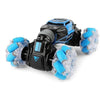 Image of Remote Control Car, Blue RC Tornado - Twister Double Batteries