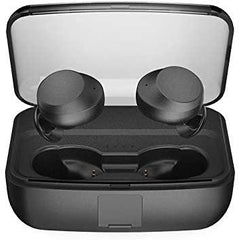 Wireless Earbuds with Wireless Charging Case IPX8 Waterproof - Black