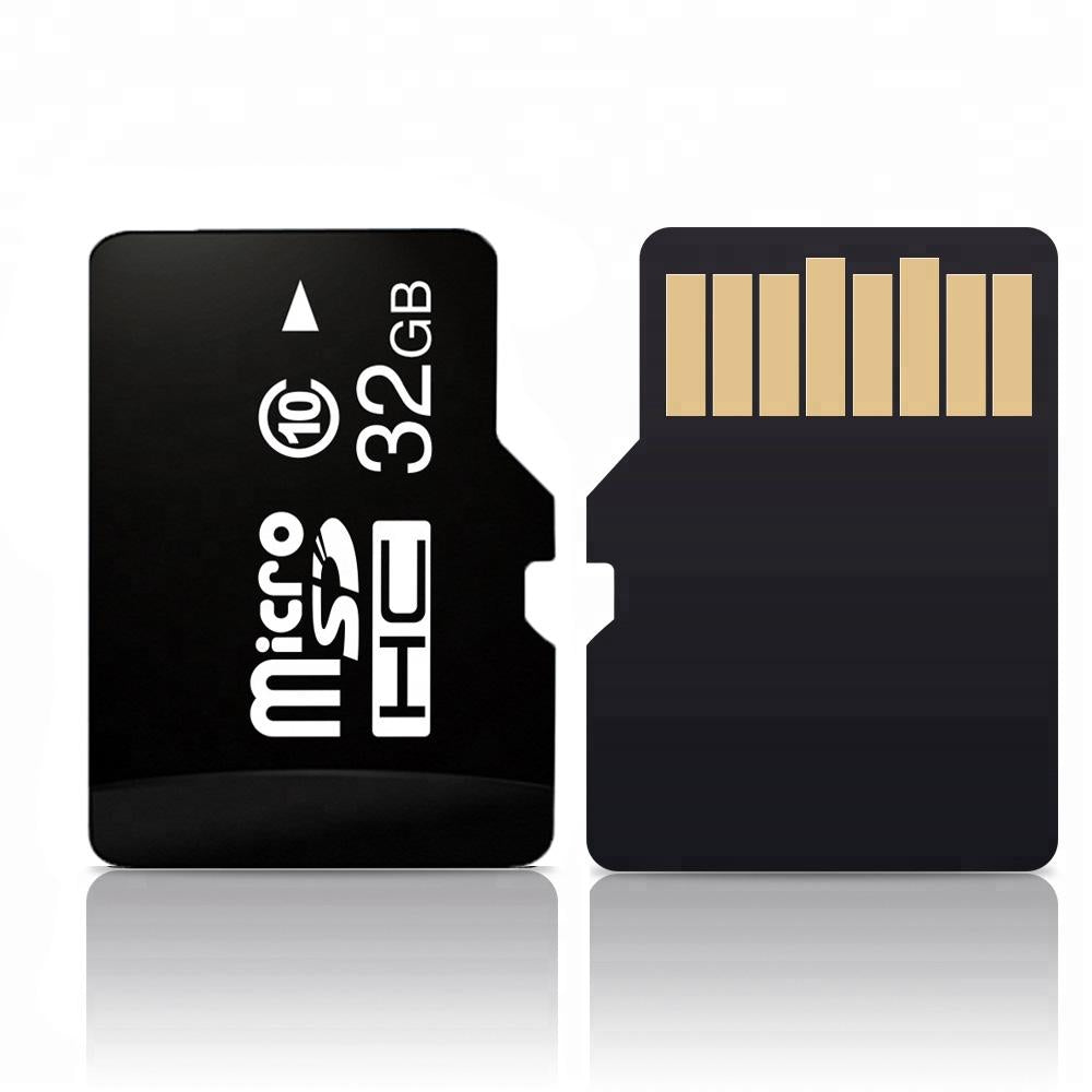 Memory Card - 32GB microSD Card with Adapter