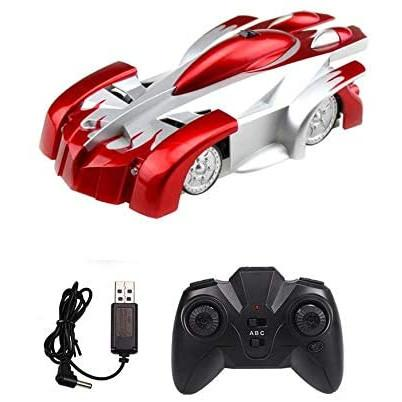 Remote Control Car 2.4 GHZ with 360 Degree Rotating Red Gray
