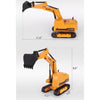 Image of Remote Control Excavator Set RC Toy 1:16 - Double Batteries