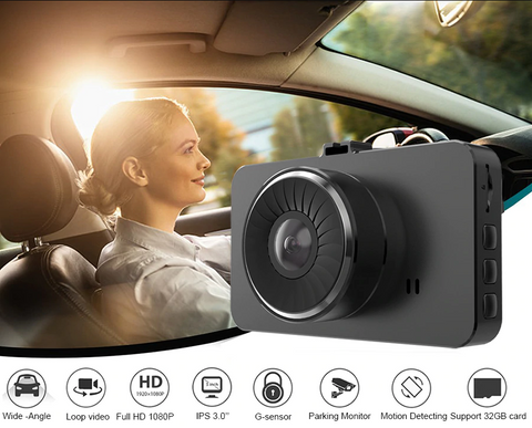 Dash Camera - PACK of 2 - by Explon