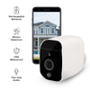 Image of Smart Outdoor Security Camera - Night Vision & Motion Detection - Full HD 1080P