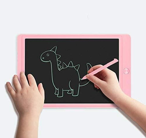 "LCD Writing Tablet for Kids, 8.5"" Electronic Pad (Pink) Ages 2+"