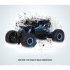 Image of Remote Control Truck, 2.4 GHZ High Speed Racing RC - Blue