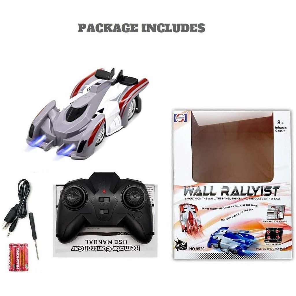 Remote Control Car 2.4 GHZ with 360 Degree Rotating Gray