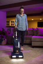 Load image into Gallery viewer, TANDEM AIR DELUXE UPRIGHT VACUUM