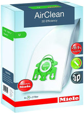 Load image into Gallery viewer, AIRCLEAN U BAGS – MIELE