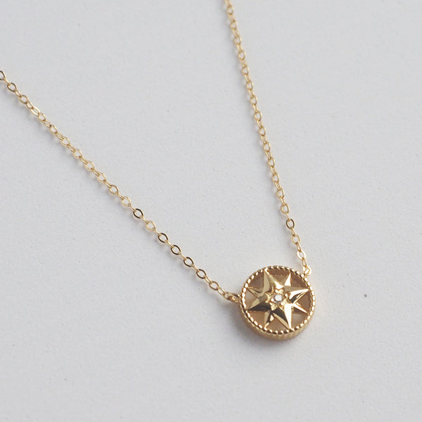 Corinne Starry Necklace