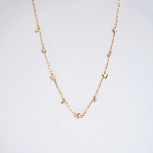 Tatienne Necklace