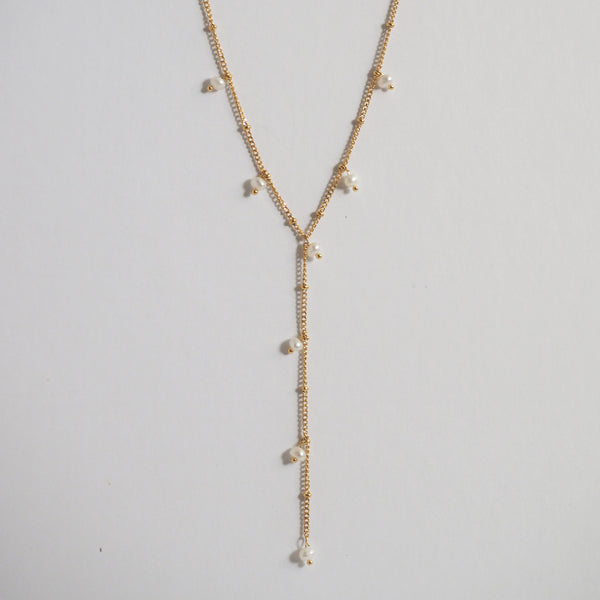 Estelle Pearls Necklace