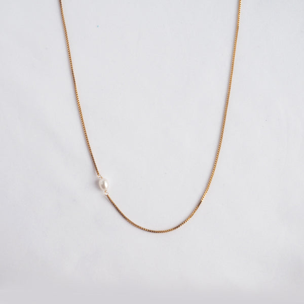 Anny Pearl Necklace