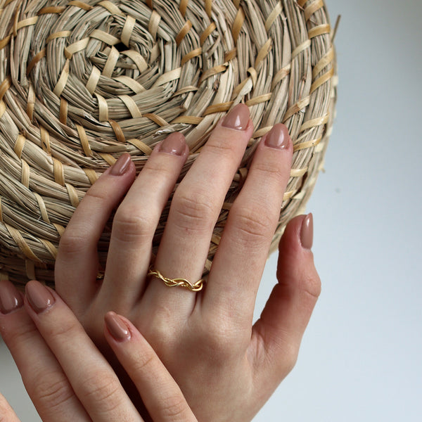 Rosie Layered Ring
