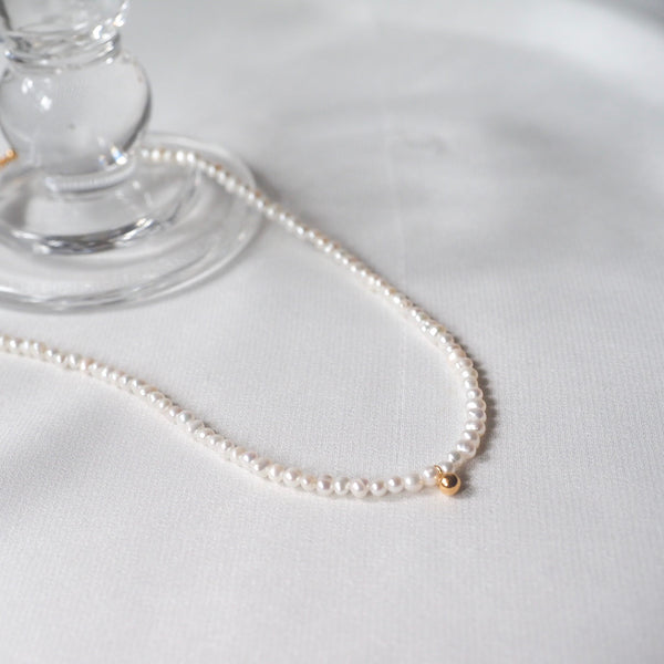 Tate Pearls Necklace