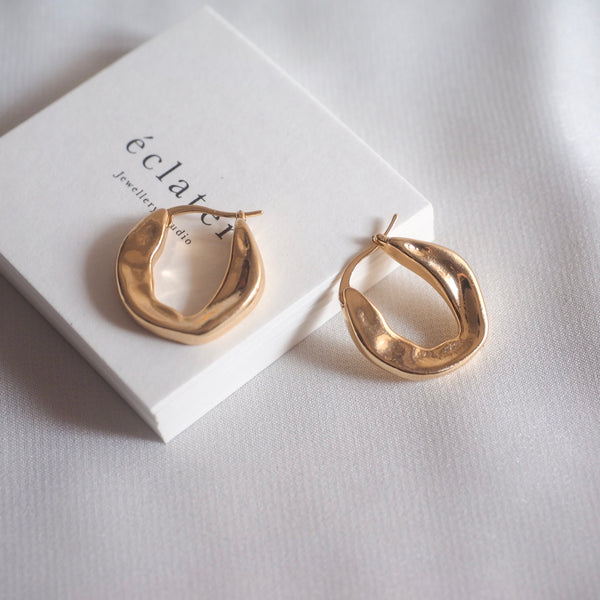 Amaya Hoop Earrings