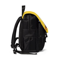 "Among Us: ""Who Could Have Done This?"" Backpack (Yellow)"