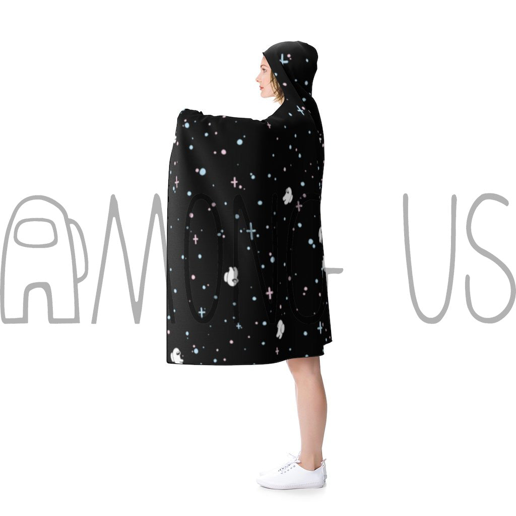 Among Us: Ejected Hooded Blanket