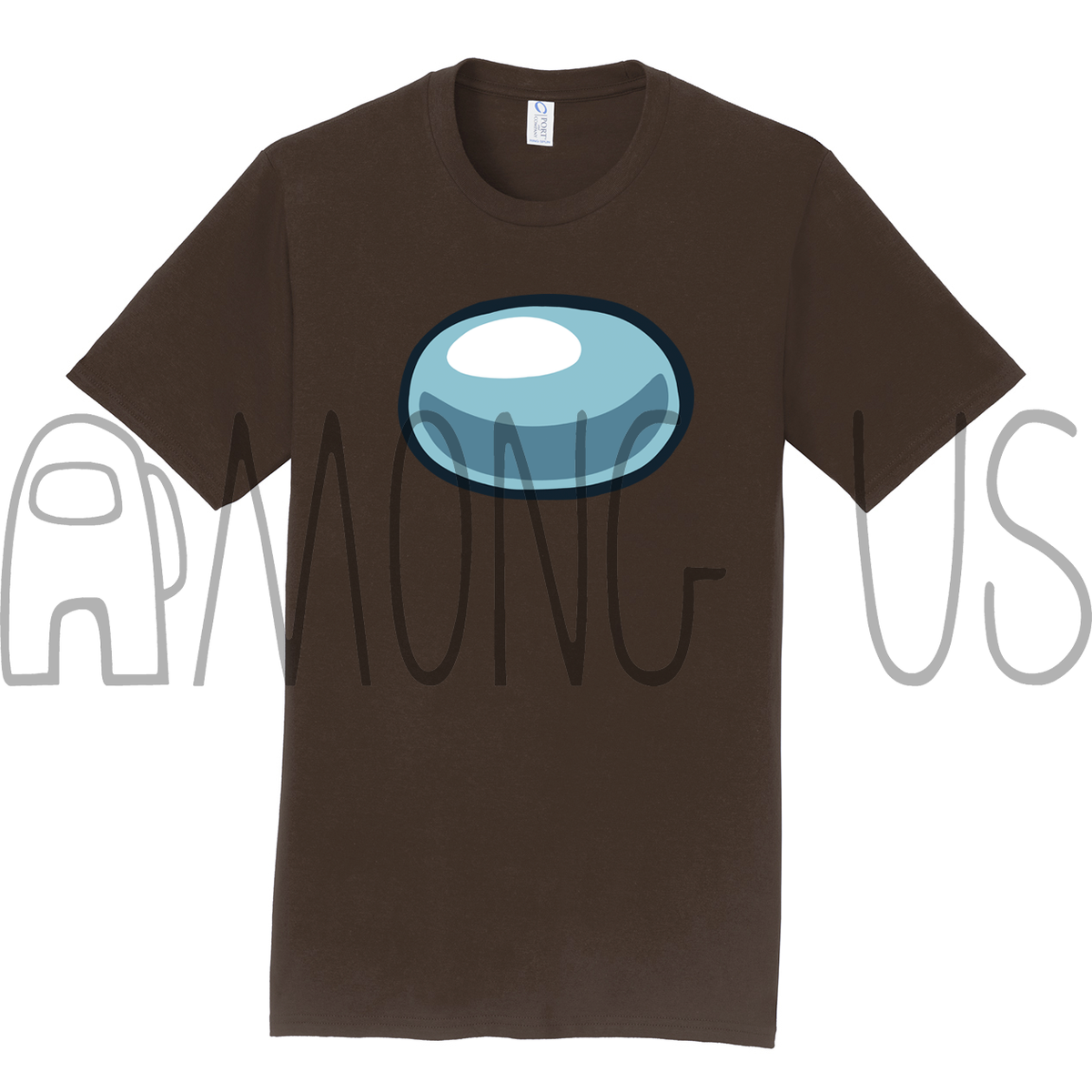 Among Us: Crewmate Tee (Warm Colors)