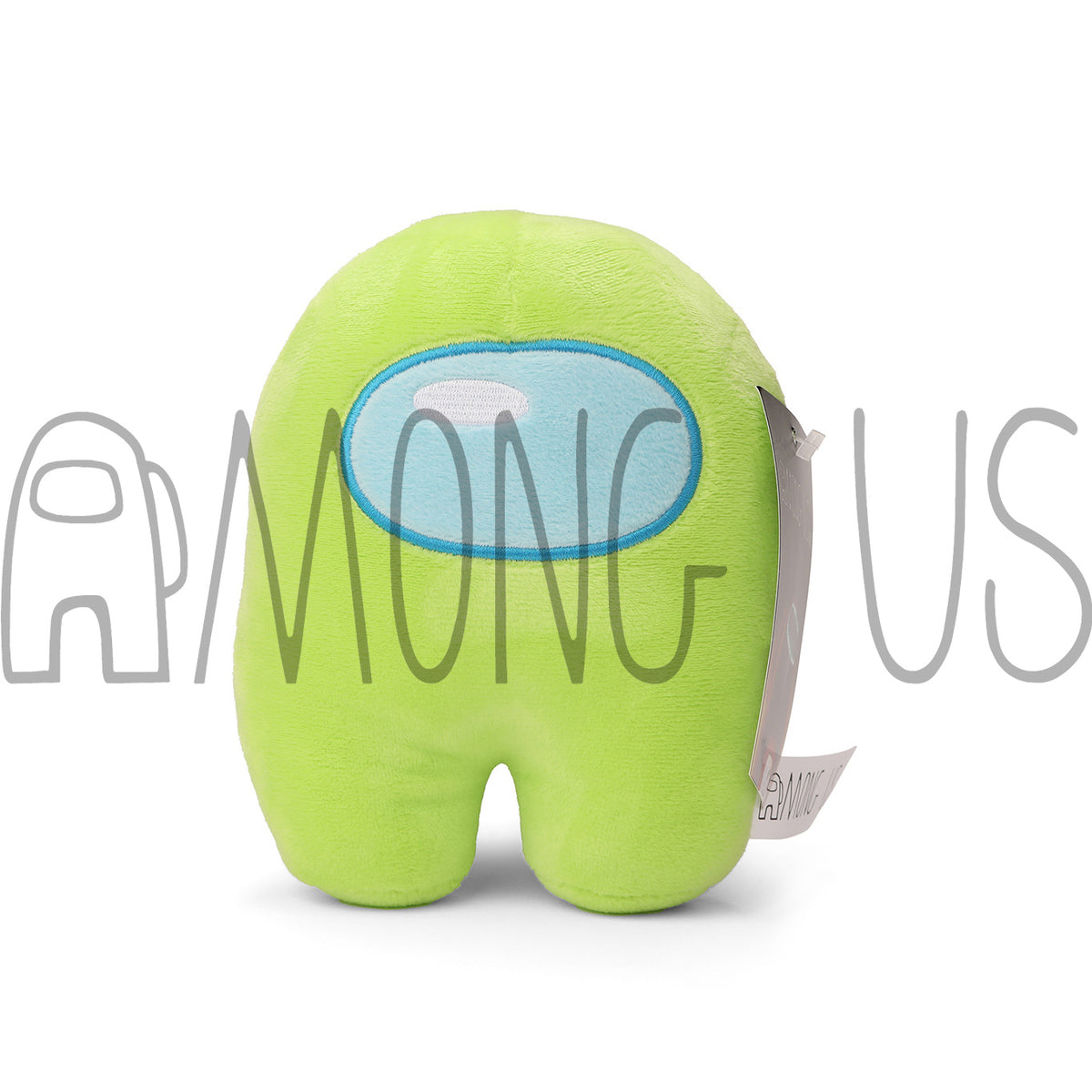 Among Us: Crewmate Plush by Frisk Wolfie