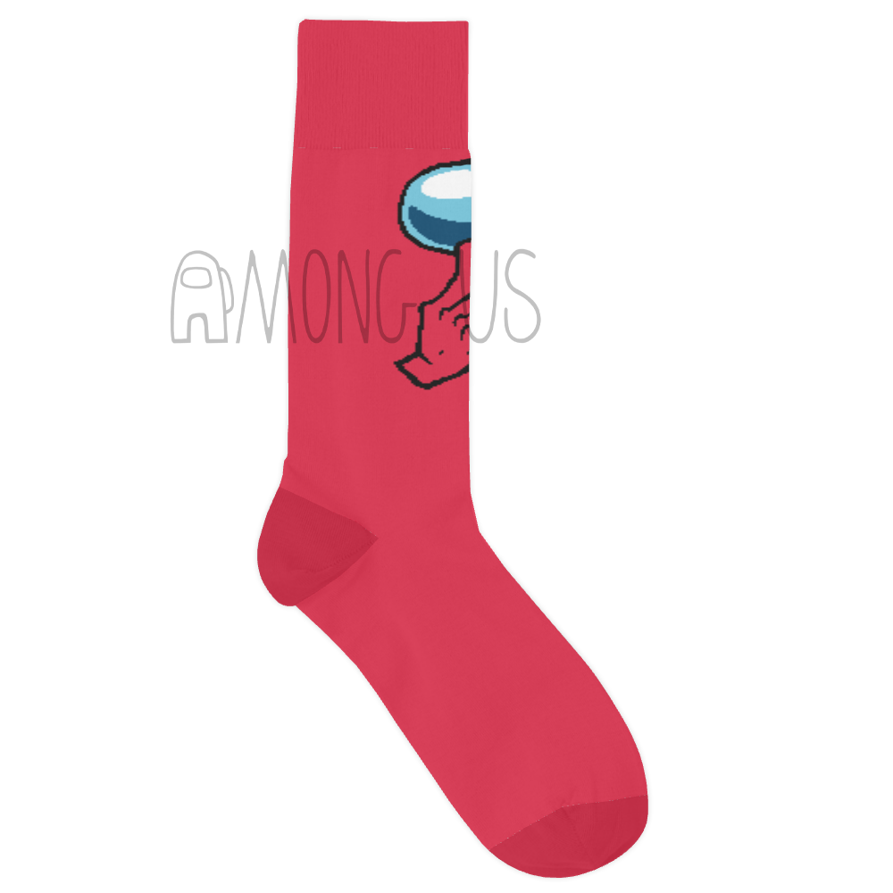 Among Us: Shhh! Crew(mate) Socks v2