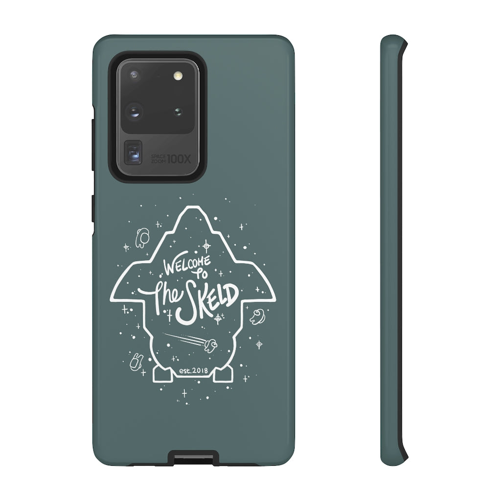 Among Us: Welcome to The Skeld Phone Case