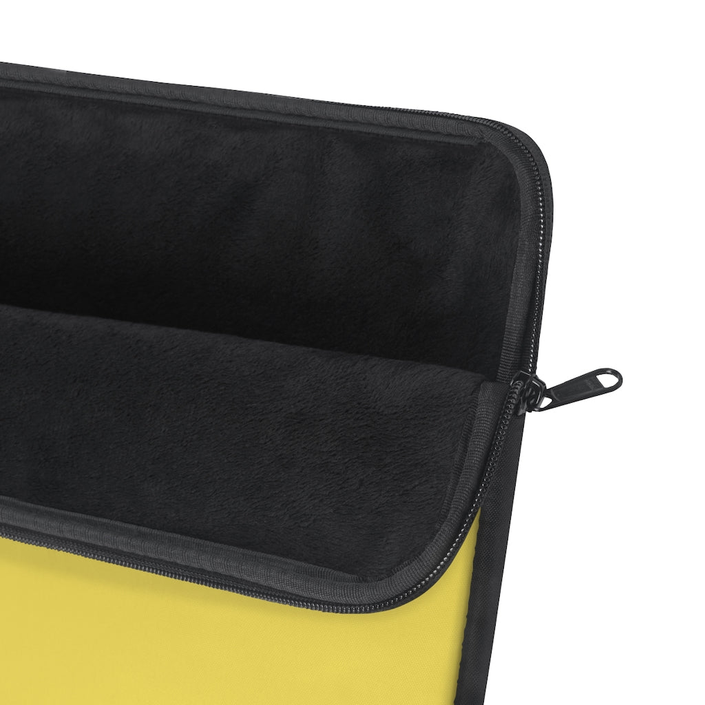 Among Us: Shhh! Laptop Sleeve (Yellow)