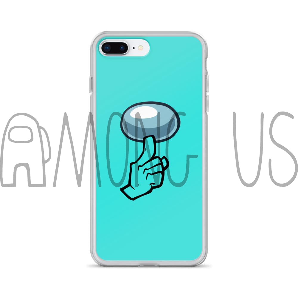 Among Us: Shhh! -  iPhone Case 7/8 & 8 Plus