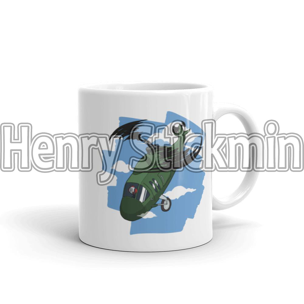 "Henry Stickmin: ""This is the greatest plaaan!"" Mug"