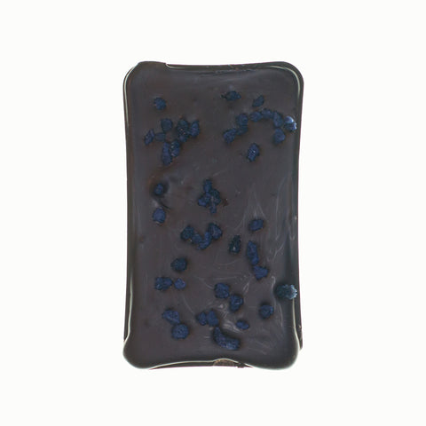 Single Origin Dark Chocolate With Crystallised Violets
