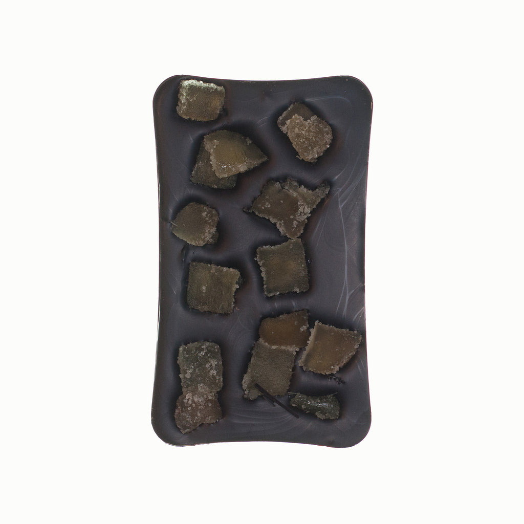 Dark Chocolate Bar with Organic Crystallised Ginger