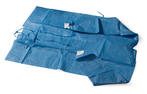 PROTECTIVE DISPOSABLE GOWN (25 PC per bag)- $4.50 each