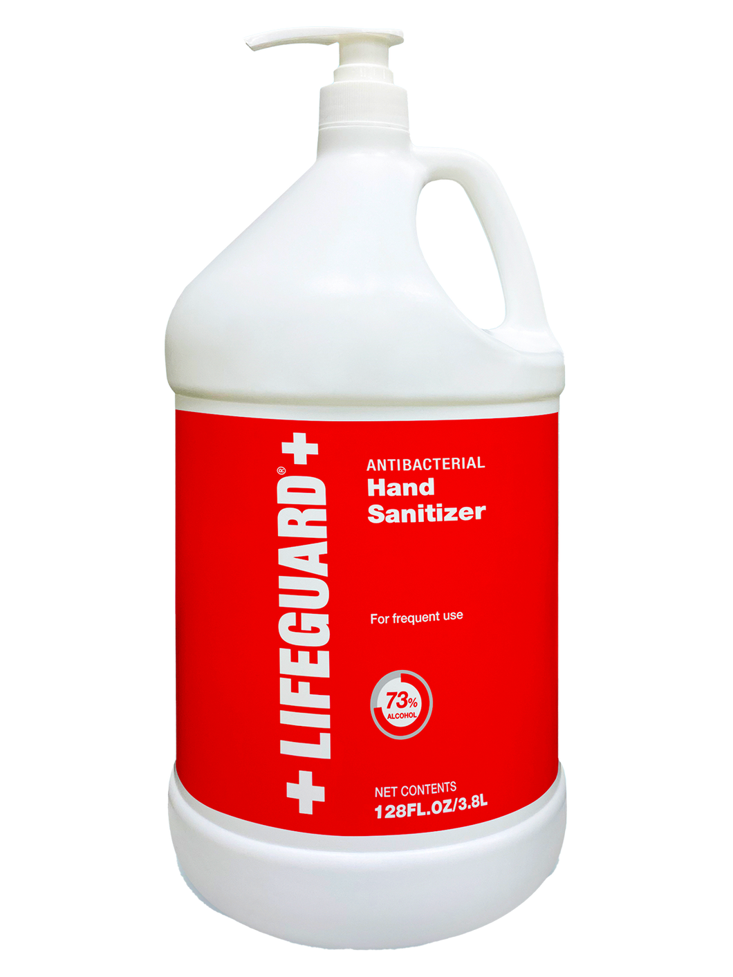 LIFEGUARD ANTISEPTIC LIQUID HAND SANITIZER 1 Gallon -