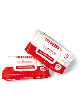 Load image into Gallery viewer, WHOLESALE Lifeguard Multi-Purpose Wipes $2.49 each  -  36 per case