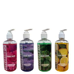 Lifeguard PPE Supplies - Scented Hand Soap