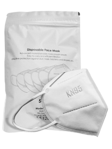 SOLD OUT- 5 Pack KN95 Face Masks