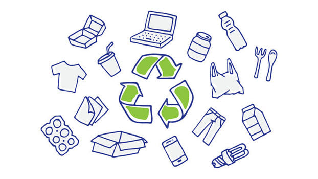 UPLEAFS Packaging Recycling